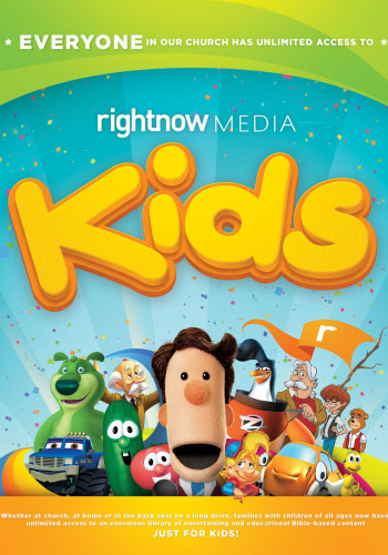 Kids Right Now Media Poster